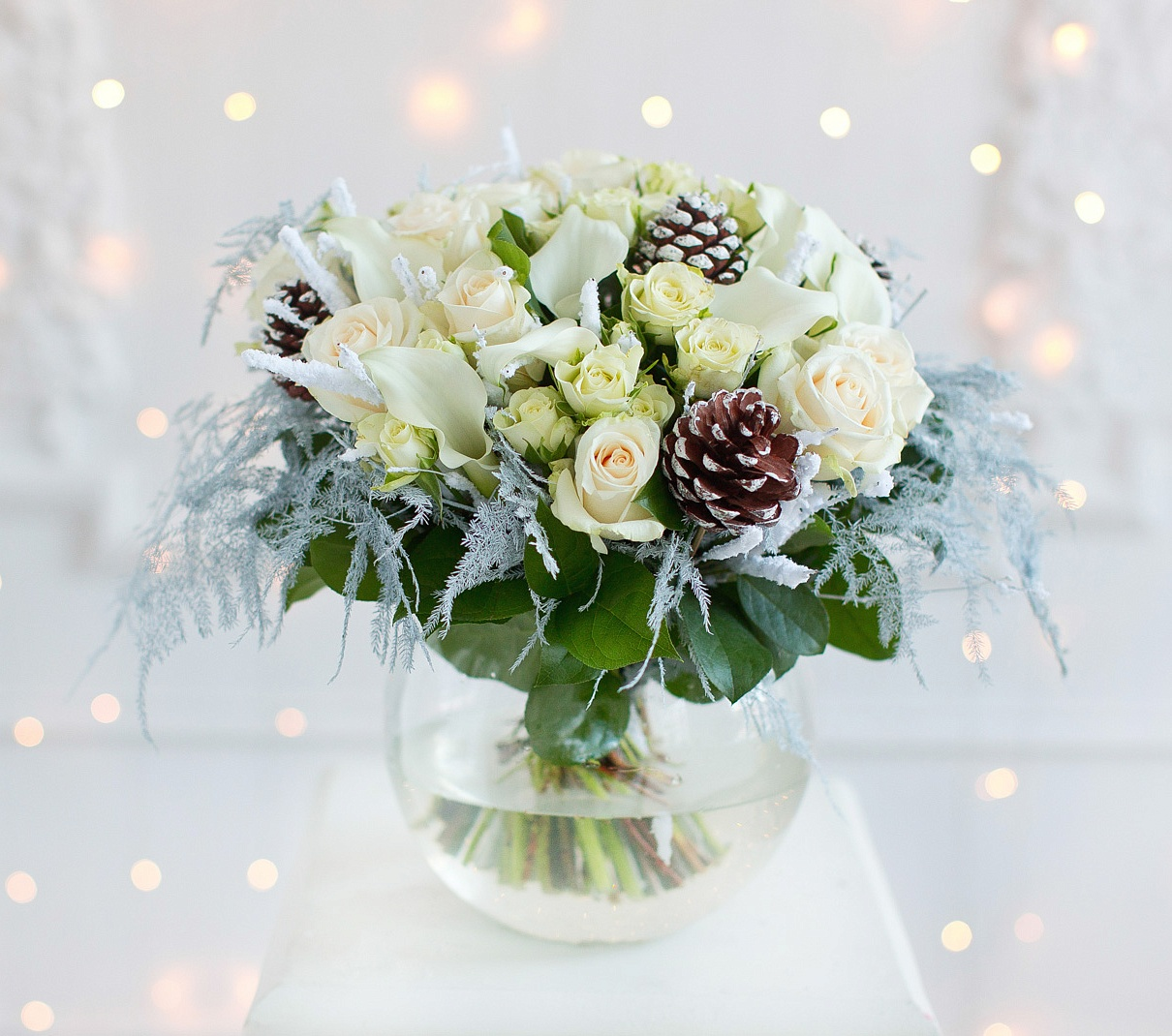приора зарекомендовала цветы фото красивые букеты на снегу энна сегодня предстает
