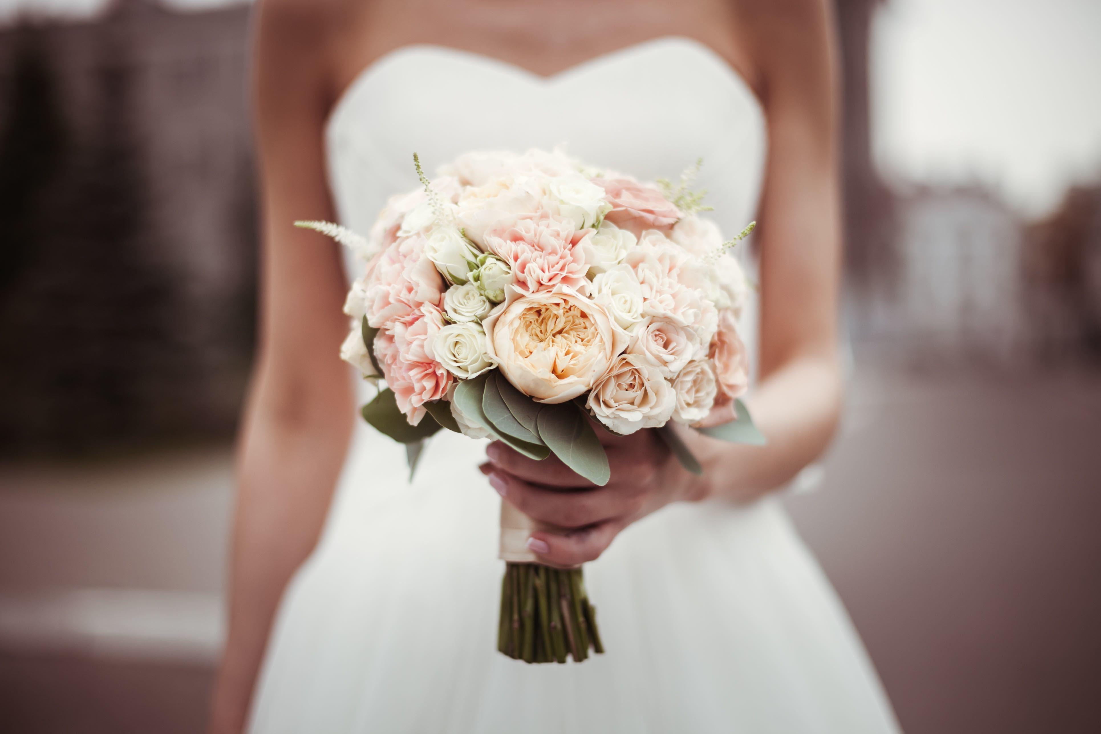 Красивые картинки букет невесты