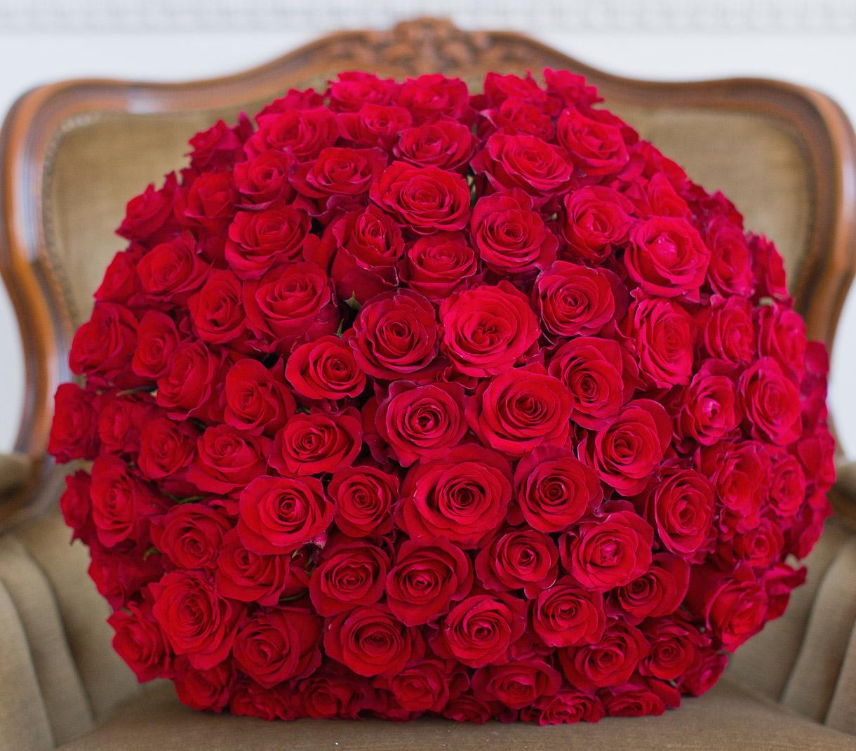 Цветов ярославль, букет роз 101 штука цена